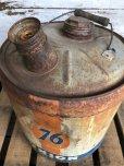 画像6: Vintage 76 UNION 5 GAL Gas Oil Can (J298)