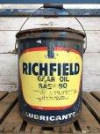 画像3: Vintage Richfield 5 GAL Gas Oil Can (J296)