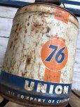 画像8: Vintage 76 UNION 5 GAL Gas Oil Can (J298)