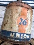 画像9: Vintage 76 UNION 5 GAL Gas Oil Can (J298)