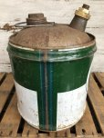 画像4: Vintage Quaker State 5 GAL Gas Oil Can (J299)