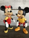 画像1: Vintage Mickey Dakin Mini Figure (J303) (1)