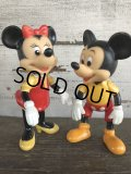 Vintage Mickey Dakin Mini Figure (J303)