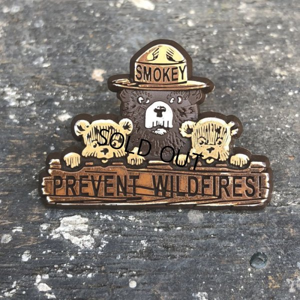 画像1: Vintage Smokey Bear Souvenir Collectible (J313)