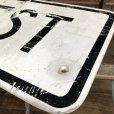 画像6: Vintage Road Sign WEST (J324)
