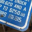 画像3: Vintage Road Sign Handicap Parking (J328)