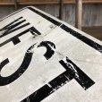 画像7: Vintage Road Sign WEST (J324)