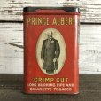 画像1: Vintage PRINCE ALBERT Tabacco Pocket Tin Can (J342)     (1)