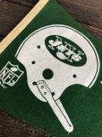 画像3: 60s Vintage NFL Pennant Flag Banners NY JETS (J353)