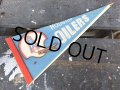 70s Vintage NFL Mini Pennant HOUSTON OILERS (J352)