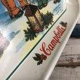 画像2: Vintage Campbell Soup Kids Carolers Tray (J374) (2)