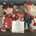 Vintage Campbell Soup Kids Mini Doll 100 Years Set (J366)