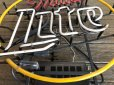 画像10: Miller Lite Beer Neon Sign (J376)