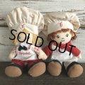 Vintage Campbell Soup Kids Mini Doll Chef Set (J364)