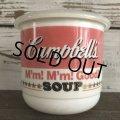 Vintage Campbell Soup Kids Plastic Cup (J372)