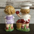 画像5: Vintage Campbell Soup Kids Salt & Pepper Statue (J369)