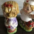 画像8: Vintage Campbell Soup Kids Salt & Pepper Statue (J369)