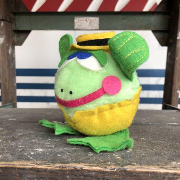 画像2: 70s Vintage Dudley's Easter Pals Tedley Toad (J398)