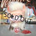 Vintage Kitty Cat Genuine Fur Boudoir Pets (J402)
