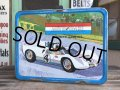 60s Vintage Lunch Box Auto Race Magnetic Game Kit (J404)