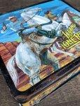 画像10: Vintage Lunch Box The Legend of the Lone Ranger (J403)