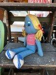 画像2: 70s Vintage LEVI'S Denim Rag Doll (J410) (2)