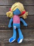 画像10: 70s Vintage LEVI'S Denim Rag Doll (J410)