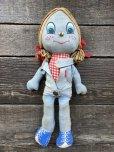 画像9: 70s Vintage LEVI'S Denim Rag Doll (J407)