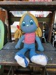 画像1: 70s Vintage LEVI'S Denim Rag Doll (J410) (1)