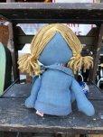 画像8: 70s Vintage LEVI'S Denim Rag Doll (J408)