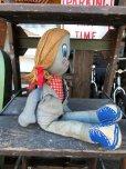 画像3: 70s Vintage LEVI'S Denim Rag Doll (J407)