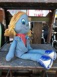画像3: 70s Vintage LEVI'S Denim Rag Doll (J408)
