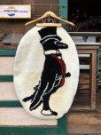 画像8: Vintage Old Crow Whiskey Advertising Rag Mat (J411)