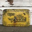 画像1: Vintage Rich's Crystallized Canton Ginger Early 1900's Tin (J414)     (1)