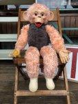 画像11: Vintage Rushton Pink Zippy the Monkey Doll (J417)