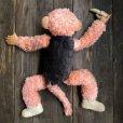 画像9: Vintage Rushton Pink Zippy the Monkey Doll (J417)