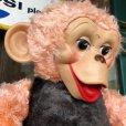 画像6: Vintage Rushton Pink Zippy the Monkey Doll (J417)
