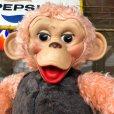 画像5: Vintage Rushton Pink Zippy the Monkey Doll (J417)