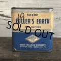 Vintage Saxson Fuller's Earth Tin Can (J426)