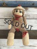 Vintage Sock Monkey (J428)