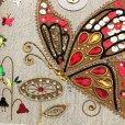 画像9: 60s Vintage Jewel Tone Handbag No.906 BUTTERFLY (J433)