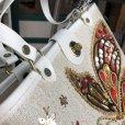 画像4: 60s Vintage Jewel Tone Handbag No.906 BUTTERFLY (J433)