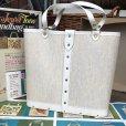 画像3: 60s Vintage Jewel Tone Handbag No.906 BUTTERFLY (J433)