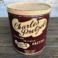 画像4: Vintage Charles Pretzels Tin Can (J447)