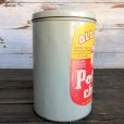 画像2: Vintage Old Dutch Potatochips Tin Can (J455) (2)