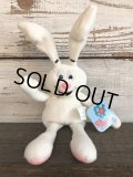 90s Vintage Cereal Trix Rabbit Bean Doll (J462)