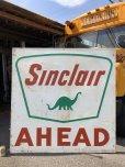 画像10: Vintage Sinclair Gasoline Dino Huge Sign (J463)