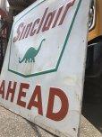 画像5: Vintage Sinclair Gasoline Dino Huge Sign (J463)