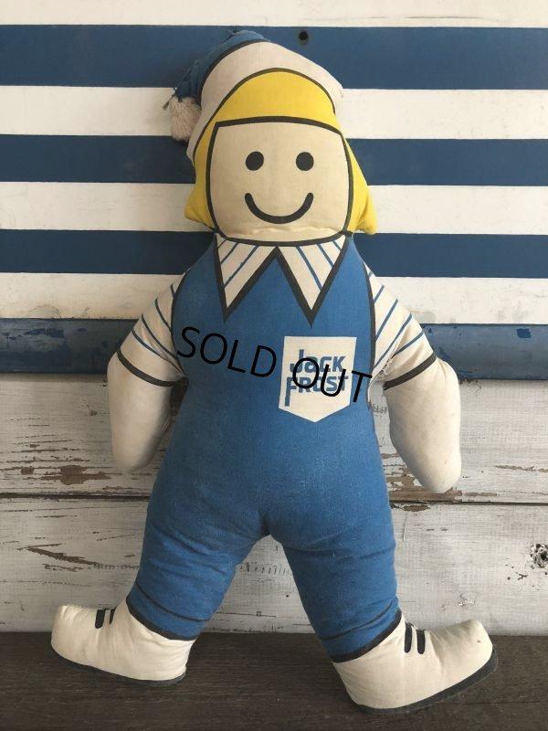 画像1: Vintage Advertising Jack Frost Pillow Doll (J720)