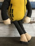 画像2: Vintage Mr Peanut Pillow Doll (J720) (2)